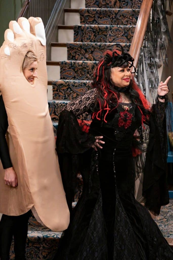Photo from the Disney show, Raven's House.